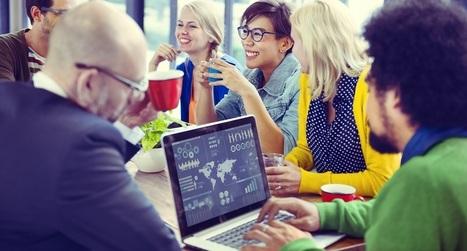 5 pistes pour rendre les 18-35 ans heureux au travail | Management, Digital RH, Leadership, Webmarketing Développement | Scoop.it