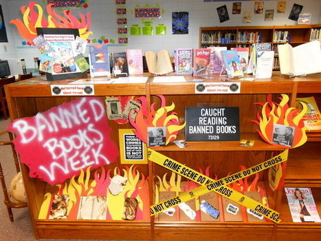 Long Live Banned Books Week! - Huffington Post | Library things and stuff | Scoop.it