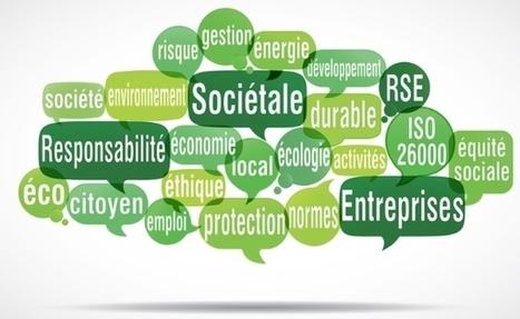 RSE dans les entreprises : de l'ignorance à l'émergence ?   Internet world   Scoop.it