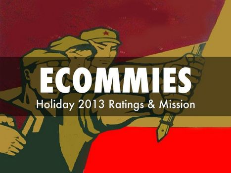 Will Your Online Store Win An Ecommie This Holiday Season? via @HaikuDeck | Ecom Revolution | Scoop.it