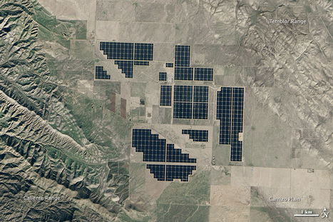 Topaz Solar Farm, California | Geography Education | Scoop.it