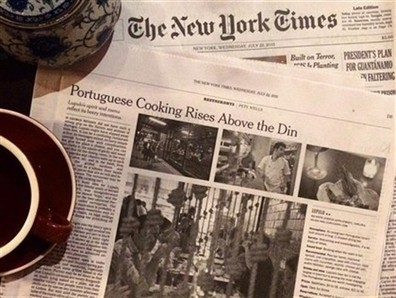 Cervejaria portuguesa conquista Nova Iorque | Portugal faz bem! | Scoop.it