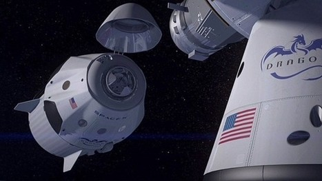SpaceX unveils new spacecraft to take astronauts to space station, back to Earth | Astronomy news | Scoop.it