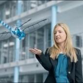 Insetos robôs gigantes — Esses cientistas REALMENTE querem matar todos nós « Meio Bit | Heron | Scoop.it