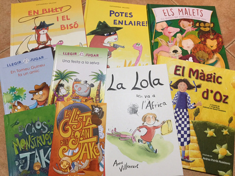 BiraBiro... Lectura per plaer | Biblioteca escolar i LIJ | Scoop.it