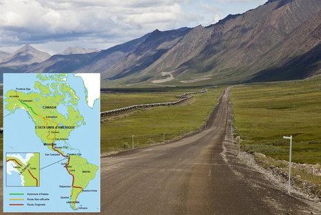La route Panaméricaine, l'incroyable épopée | Tourisme et voyages sur la route | Scoop.it