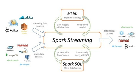 Apache Spark Key Terms, Explained | EEDSP | Scoop.it