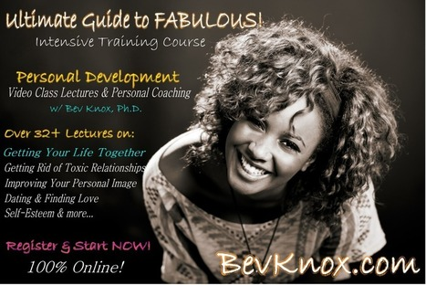 Bev Knox Ultimate Guide to FABULOUS! Intensive Training Cours | lena88gw | Scoop.it