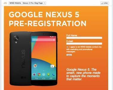 LG Google Nexus 5 in arrivo: ecco le conferme | Angariblog.net | angariano | Scoop.it
