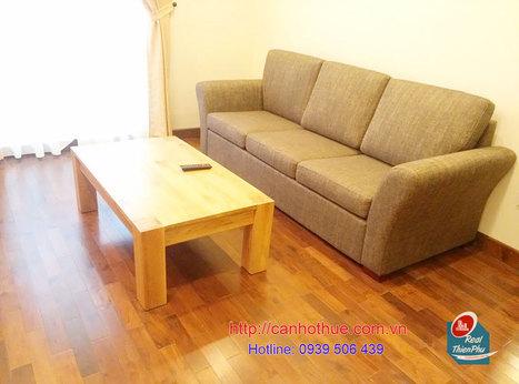 Cho thuê CHDV cao cấp Merin Suite 1PN quận phú nhuận gần sân bay   Cho thuê căn hộ ngắn hạn   Scoop.it