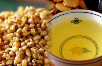 Mon Petit Japon: Le soba-cha そば茶 | Baking and Tea | Scoop.it
