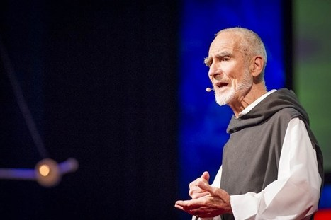 Want to be happy? Be grateful: David Steindl-Rast at TEDGlobal 2013 | TED Blog | Gratitude | Scoop.it