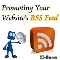 Promoting Your Website's RSS Feed | Allround Social Media Marketing | Scoop.it