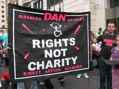 Disability Works Admit Their Role in Sanctioning Disabled People'sBenefits   Disability Issues   Scoop.it