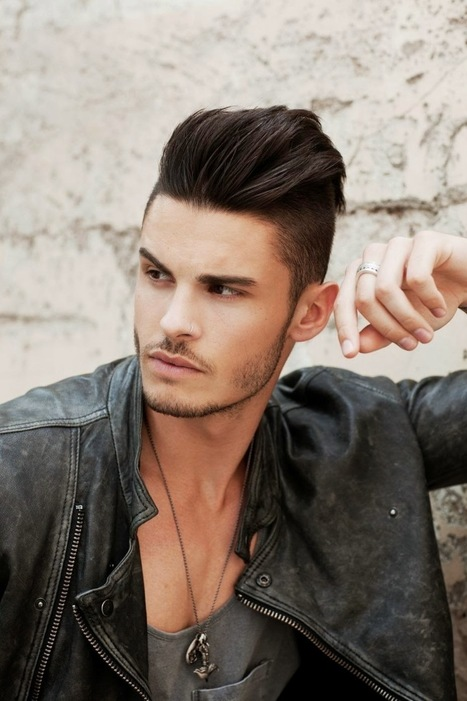 MALE`S PHOTO`S: THE HOT TOP MALE MODEL BAPTISTE GIABICONI | JIMIPARADISE! | Scoop.it