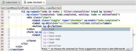 WebStorm 8 Beta | angularjs | Scoop.it