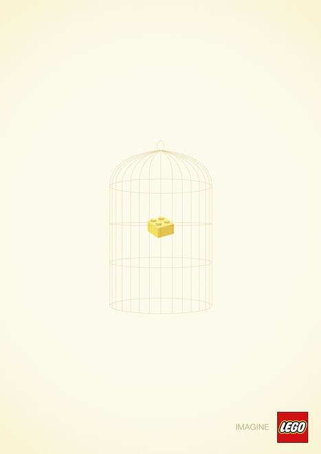 LEGO: Canary | Ads of the World™ | Minimalisme | Scoop.it