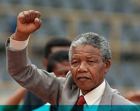 Nelson Mandela´s Most Inspiring Speeches | Inspiration & Motivation | Scoop.it