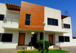 3 Bedroom Unfurn/Furn Townhouse Letting | SellRentGhana.com | Scoop.it