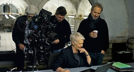 Roger Deakins interviewed on his digital cinematography for Skyfall | Gear in Motion | Scoop.it