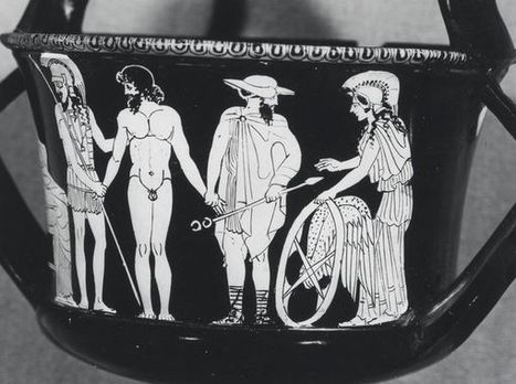Du mythe à la réalité: le châtiment d' Ixion | L'actu culturelle | Scoop.it