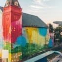 Abandoned Church Transforms Into A Color Explosion | Urban Life | Scoop.it