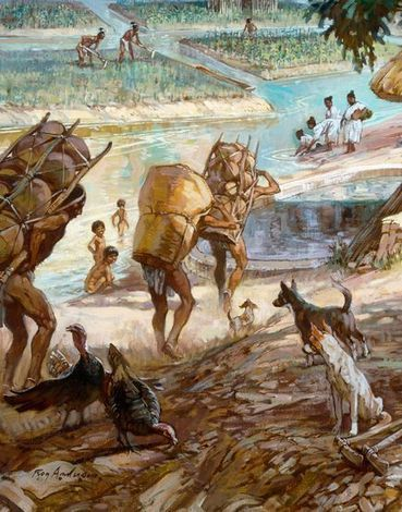 Why the Maya Fell: Climate Change And a Trip to the Beach? | Mayans | Scoop.it