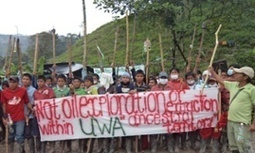 Colombian tribe scores 'historic' victory versus Big Gas | Sustain Our Earth | Scoop.it