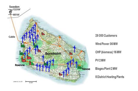 The Bornholm,  Smart grids : un réseau ultra-sophistiqué | Villes en transition | Scoop.it