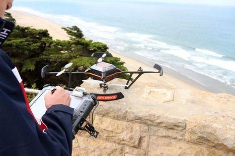 TOR Robotics Q-4 Drone takes autonomous aerial surveillance to the next level | Robotics | Scoop.it
