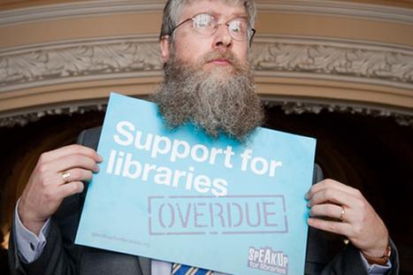 Panorama desalentador para las bibliotecas públicas   Lectura y libros   Scoop.it