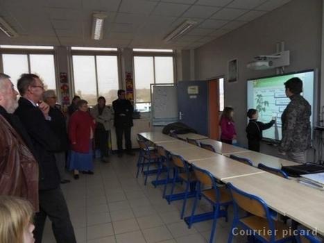 Tous à l'école du tableau blanc interactif   Innovation pour l'éducation : pratique et théorie   Scoop.it