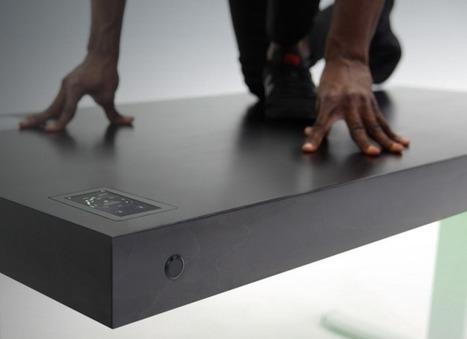 Stir, A Kinetic Desk | Net | Scoop.it