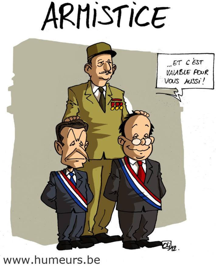 Armistice 40-45 en Europe : 67 ans | Baie d'humour | Scoop.it