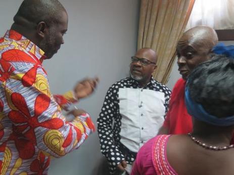 La dépouille de Papa Wemba rapatriée au Congo après un hommage en Côte d'Ivoire | Le Parisien | Kiosque du monde : Afrique | Scoop.it
