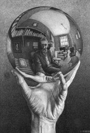 Atelier d'écriture de Gardanne: L'oeil dans son miroir | ecritsdujardin | Scoop.it