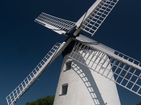 Out and About: Llynnon Mill | Plantaliscious | Windmills | Scoop.it