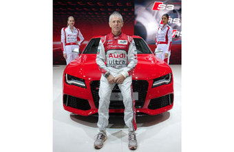 Audi unveils 3 sports models at Dubai show - Trade Arabia | Audi | Scoop.it