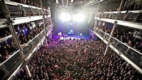 The Best Concert Venues in New York City | Educationcing | Sara Adam | Scoop.it