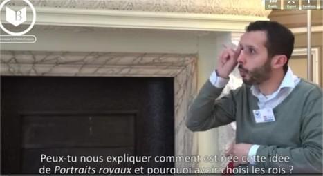 [5 mars – 3 mai 2015] bibliothèque Chaptal (Paris 9e) : Interview de Jean-Yves Augros, exposition de photographies Portraits royaux | Histoire, généalogie et sourds | Scoop.it