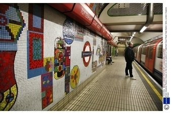 Scotland's National Galleries hit out at Paolozzi mural dismantling | Culture Scotland | Scoop.it