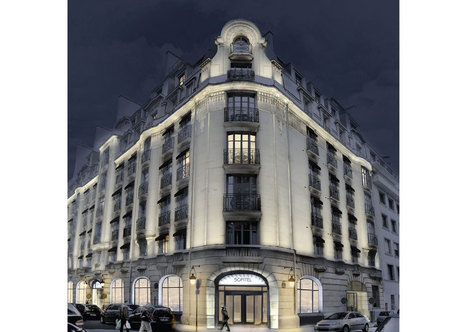 Hôtel Sofitel Paris Arc de Triomphe - Hôtel de luxe PARIS - Site Web officiel | SOFITEL | Scoop.it