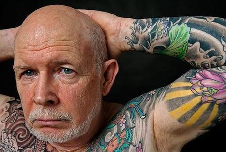 This Is What Happens To Your Tattoos As You Age [SLIDESHOW] | Senior Care | Scoop.it