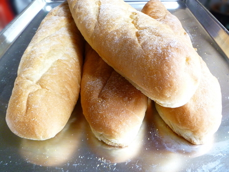 Bread Baking: Long Loaves | Serious Eats : Recipes | Fabulous Chefs, And The Last Word in Today's Cuisine | Scoop.it