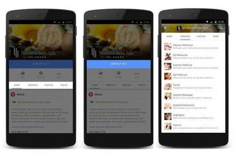 Facebook's Marketer Pages Get First Major Update Since 2012 | B2B Marketing Online | Scoop.it