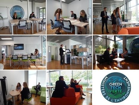 Green Tech Verte : l'incubateur a ouvert ses portes - Ministère de l'Environnement, de l'Energie et de la Mer | De l'économie verte à l'économie bleue | Scoop.it
