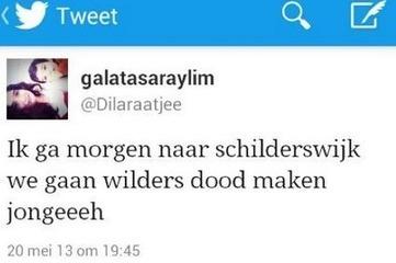 Wilders nu al met dood bedreigd   David van D. rechtstaat, verzorgingsstaat, pluriforme samenleving   Scoop.it