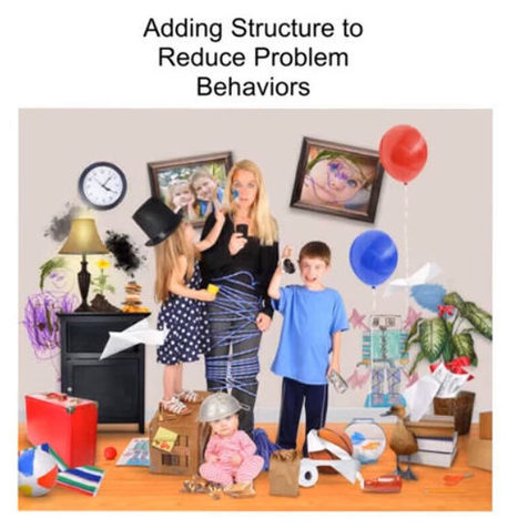 Video of the Week: Using Structure to Minimize Behavioral Challenges   AAC: Augmentative and Alternative Communication   Scoop.it