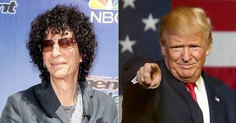 Howard Stern: Why Trump's 'Grab Them by the P--sy' Isn't Locker Talk | Howard Stern | Scoop.it