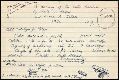 The Notecards on Which Vladimir Nabokov Wrote Lolita: A Look Inside the Author's Creative Process | Books, Photo, Video and Film | Scoop.it